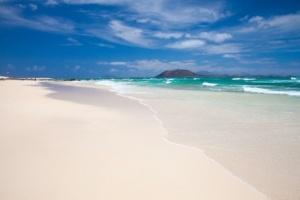 Traumstrand auf Fuerteventura